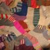 """Collecting Socks"" by S-U-B"